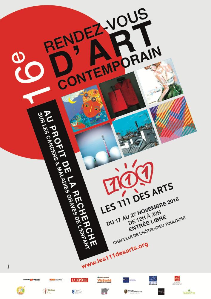 Les 111 des Arts – Expositions