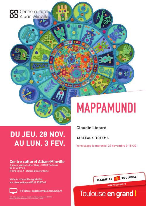 Mappamundi – Toulouse